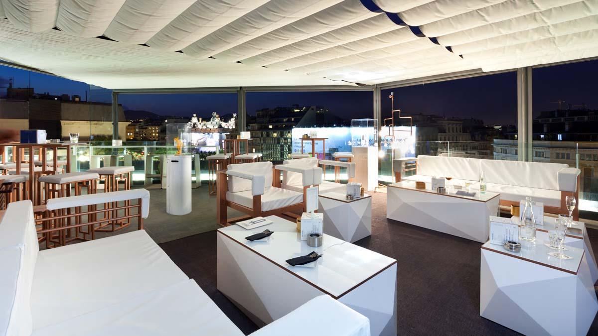 Estufas de terraza para bares pubs y hoteles fuego difusion - Estufa de terraza ...