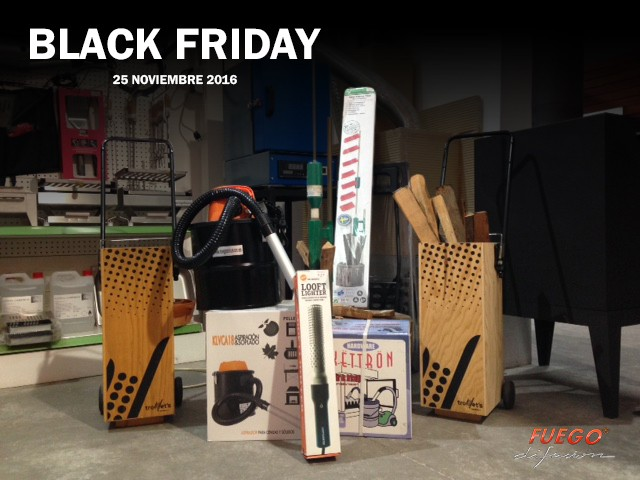 Black Friday Fuego Productos