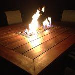 sunset metal fab custom made fire tables