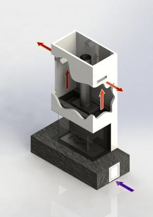 instalación-CHIMENEAS DE GAS