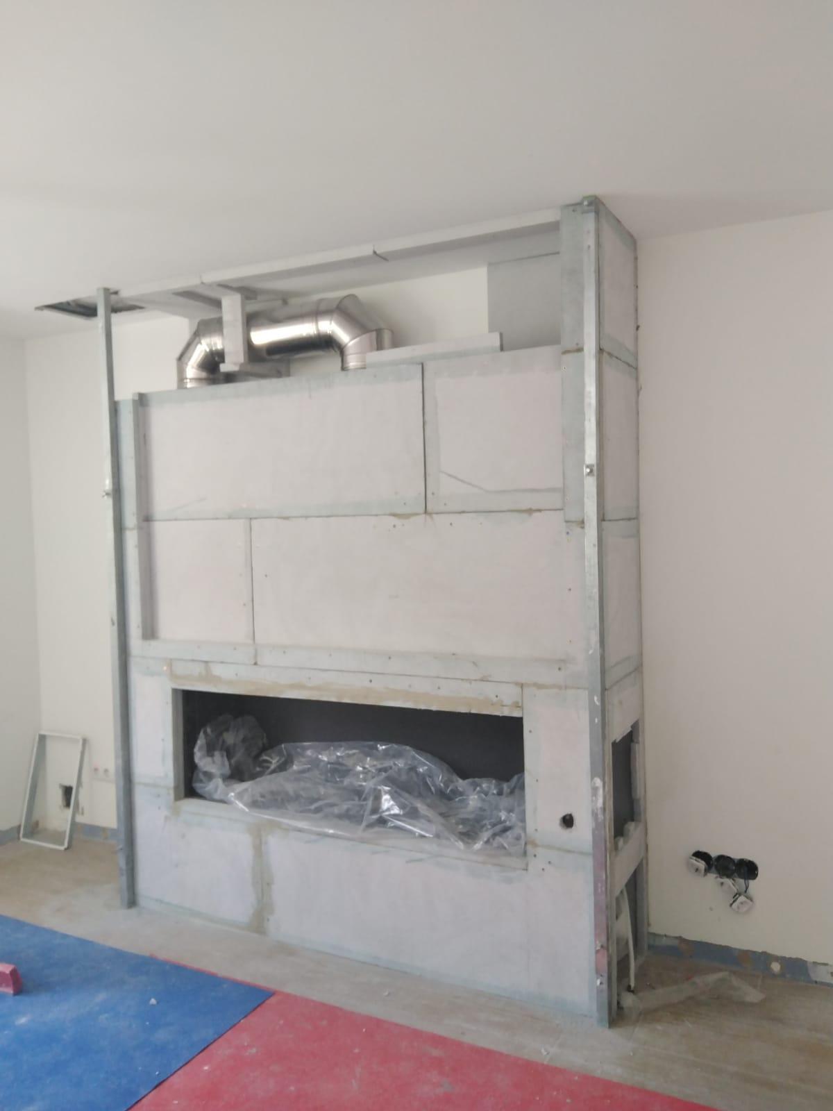 proceso de instalacion paneles de silicato de calcio